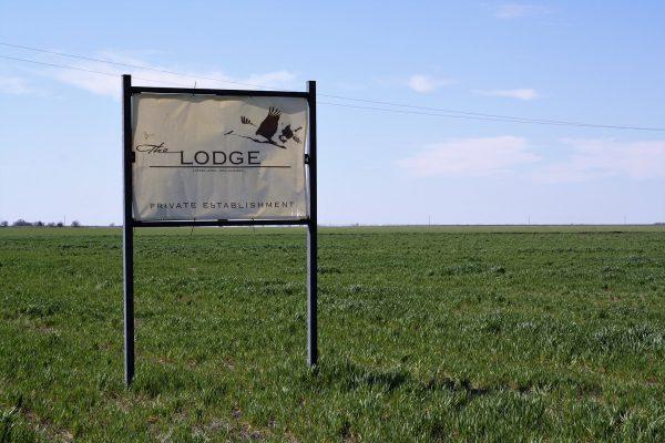 Loveland lodge sign